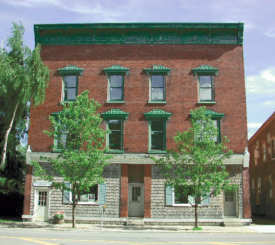 Office buildings renovations grater architects for Residential architects rochester ny